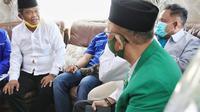 Calon Gubernur dan Calon Wakil Gubernur Sulawesi Tengah (Sulteng) Rusdy Mastura dan Ma'mun Amir dapat dukungan dari tokoh masyarakat Donggala.