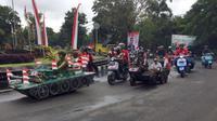 Kutu Community merayakan hari jadi ke-4 di Bali. (ist)