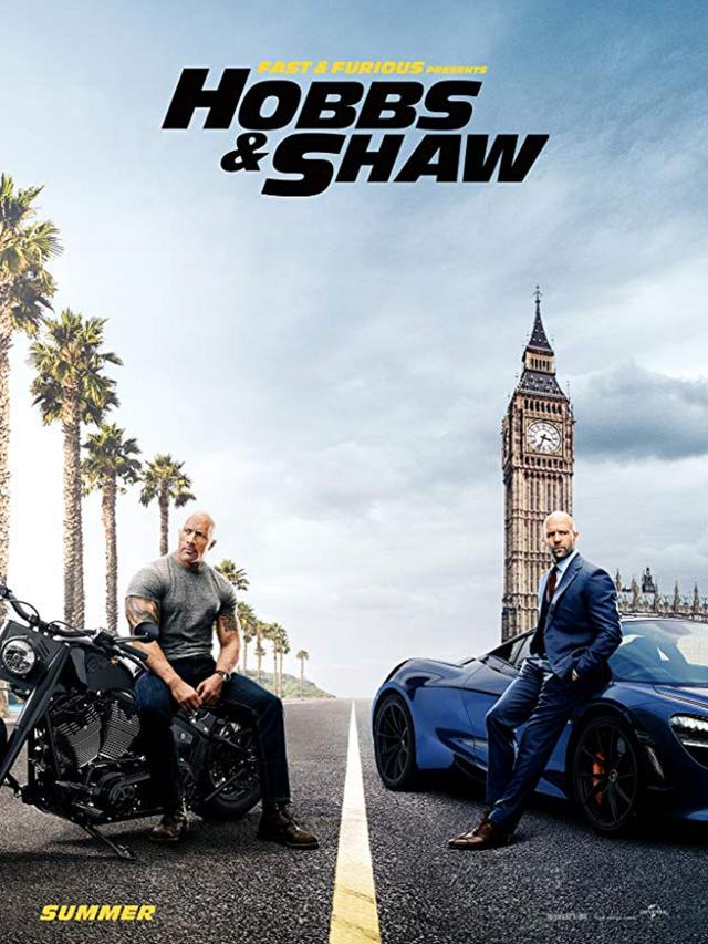 Hasil gambar untuk Sinopsis film Fast and Furious Presents: Hobbs and Shaw