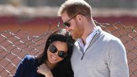 Pangeran Harry dan Meghan Markle (Sumber: East News)