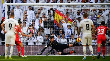 Kelelahan, Real Madrid Kalah dari Girona di Kandang Sendiri