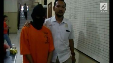 Seorang mahasiswa ditangkap polisi karena menyodomi anak di bawah umur