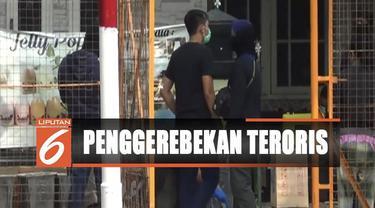 Pelaku yang berinisial MA diduga berafiliasi dengan kelompok Jamaah Ansharut Daulah (JAD) Bekasi.