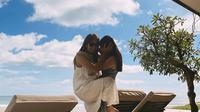 Liburan Enzy dan Jessica di Bali (Sumber : instagram.com/enzystoria/jscmila)