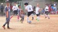 Sekolah Sepak Bola (SSB) jadi kunci Indonesia lolos ke Piala Dunia dan Olimpiade (istimewa)