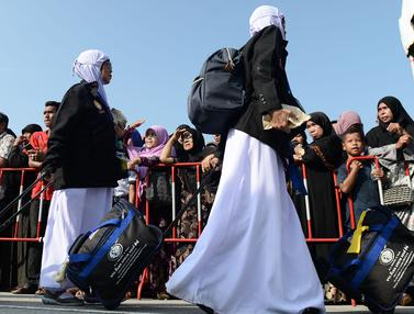 Keberangkatan Haji di Thailand