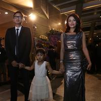 Resepsi Pernikahan Hengky Kurniawan (Galih W. Satria/bintang.com)