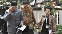 Gubernur Ridwan Kamil menghadiri Forum Pembangunan Daerah 2019 dengan tema 'Pembangunan Ekonomi Inklusif untuk Penurunan Kemiskinan yang Berkelanjutan di Jawa Barat', Selasa (30/7).