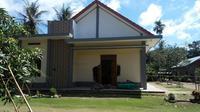 Kapel Santa Zakaria di Kabupaten Ogan Ilir Sumsel yang dirusak sekelompok orang tak dikenal (dok.Humas Polres Ogan Ilir / Nefri Inge)