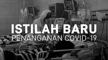 Menteri Kesehatan Terawan Agus Putranto mengganti istilah-istilah dalam keputusan menteri kesehatan.