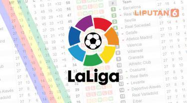 ilustrasi liga spanyol
