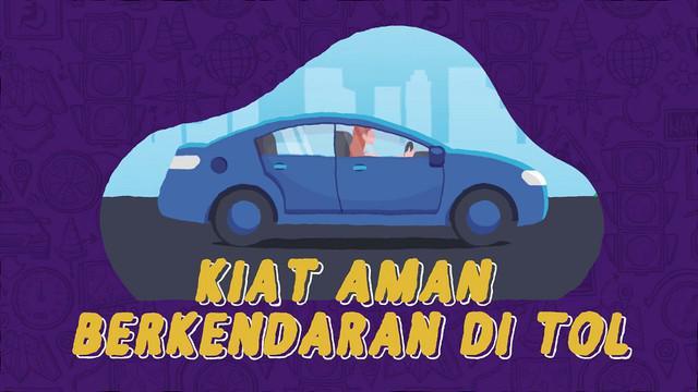 Berikut tips untuk para pengguna jalan tol agar berkendara aman dan nyaman.