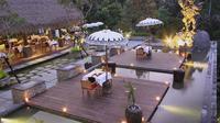 The Kayon Resort, Ubud, Bali. (sumber www.balifortwo.com)