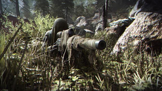 Ini tanggal kapan versi beta Call of Duty Modern Warfare bisa dimainkan. (Doc: Activision)