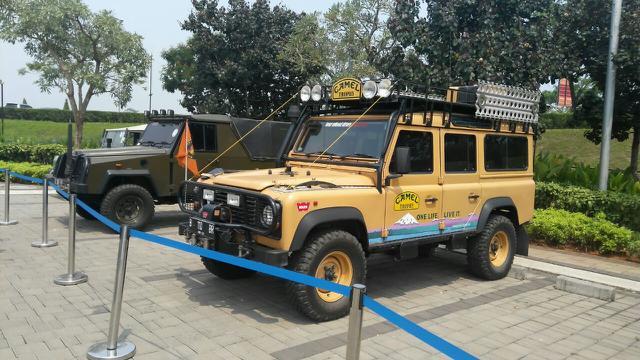 Model Langka Land Rover Defender Ini Milik Orang Indonesia Otomotif Liputan6 Com