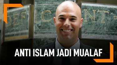 Politisi Mualaf Dulu Anti Islam
