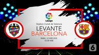 Levante vs Barcelona (liputan6.com/Abdillah)