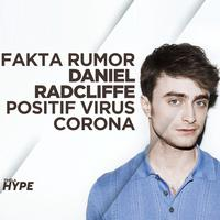 4 Fakta Daniel Radcliffe Diisukan Positif Corona