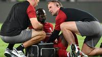 Gelandang Liverpool asal Guinea, Naby Keita. (AFP/Alberto Pizzoli)