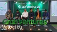 Talkshow bersama lulusan Grab Ventures Velocity (GVV) Angkatan 2.