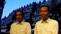Ibu Niriana Jokowi mengakui kemiripan sangat menyerupai Presiden Jokowi (Liputan 6 SCTV)
