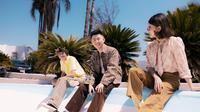Tiga talenta asal Indonesia rilis single musim panas untuk album Head in the Clouds III.