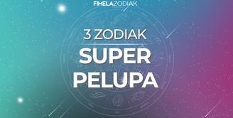 3 Zodiak Super Pelupa Alias Pikun