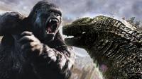 Proyek film Godzilla vs. King Kong bakal dirilis pada 2020. (Warner Bros / Legendary)