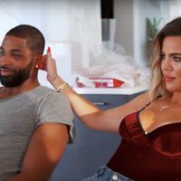 Khloe Kardashian dan Tristan Thompson ternyata sudah mendiskusikan tentang pertunangan. (KUWTK)