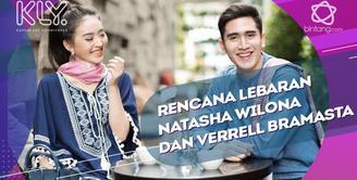 Begini cara Verrell Bramasta rayakan Lebaran dengan sang kekasih