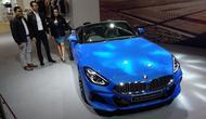 BMW Z4 resmi keluar di IIMS 2019, tenaga naik 13 Tk. (Amal G/Liputan6.com)