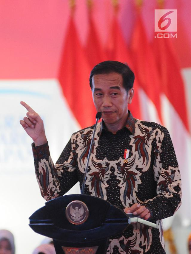Foto Ini Amunisi Jokowi di Debat Capres Kedua