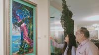 Sekitar 101 karya seni kelas dunia akan dilelang di 33 Auction pada 24-25 April 2021 (Ist)