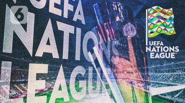 ilustrasi logo UEFA Nations League