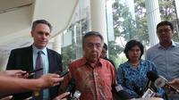 Perwakilan UNHCR Thomas Vargas di Kantor Wapres, Jakarta, Rabu (20/5/2015). (Liputan6.com/ Silvanus Alvin)