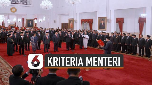 Kadin Indonesia yang mewakili dunia usaha meminta Jokowi. Agar memilih menteri sesuai kriteria para pengusaha.
