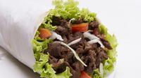 Ilustrasi kebab. (dok. Pixabay/Novi Thedora)