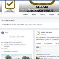 Ada 4 visi dan misi dari agama Angkasa Nauli, No.4 yang paling bikin ngakak, yakni masih dipikirkan. Kocak abis! (Foto: Facebook)