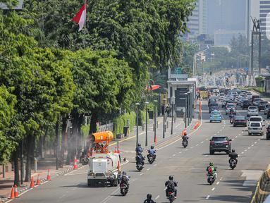 029706100 1600761078 20200922 Dishub DKI Volume Kendaraan di Jakarta Turun FANANI 1