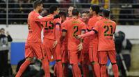 Eibar Vs Barcelona (ANDER GILLENEA / AFP)