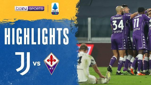 Berita video, Juventus telan kekalahan saat bermain melawan Fiorentina