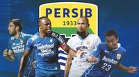 Persib Bandung - Duet Persib (Bola.com/Adreanus Titus)