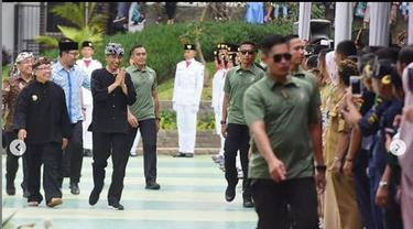 Sederet Makna Baju Adat yang Dikenakan Jokowi dalam Berbagai Kesempatan