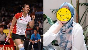 6 Potret Terkini Adriyanti Firdasari, Eks Tunggal Putri Badminton yang Anggun Berhijab
