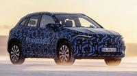 Calon crossover listrik Mercedes-Benz. (Autocar UK)