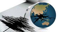 Ilustrasi Gempa Bumi (Liputan6.com/Sangaji)