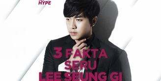 Apa saja fakta Lee Seung Gi yang wajib diketahui? Yuk, kita cek video di atas!
