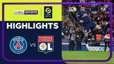 Berita video highlights kemenangan PSG atas Lyon 2-1 pada pekan keenam Ligue 1 2021/2022, di mana Lionel Messi belum juga bisa menorehkan gol, Senin (20/9/2021) dinihari WIB.