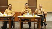 BPJS Kesehatan menggunakan sistem rujukan berbasis digital (online) di fasilitas kesehatan agar manfaatnya lebih dirasakan oleh peserta Jaminan Kesehatan Nasional-Kartu Indonesia Sehat (JKN-KIS).
