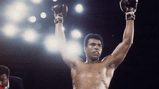 Belajar Jadi Muslim Sejati dari Petinju AS Muhammad Ali